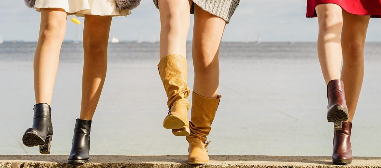 Stivali al polpaccio: a chi stanno bene? Come si indossano