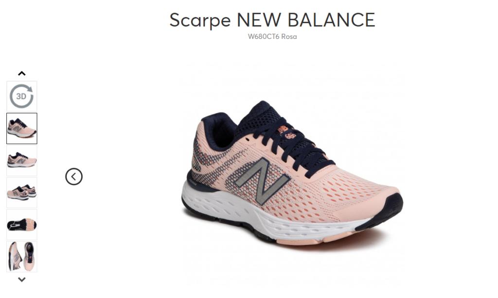 Come capire la numerazione dei modelli di scarpe New Balance ...