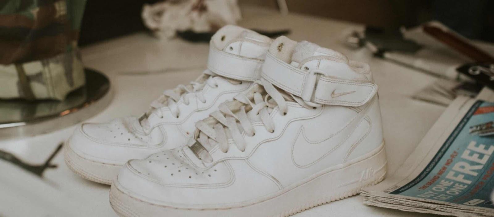 antipieghe scarpe air force 1