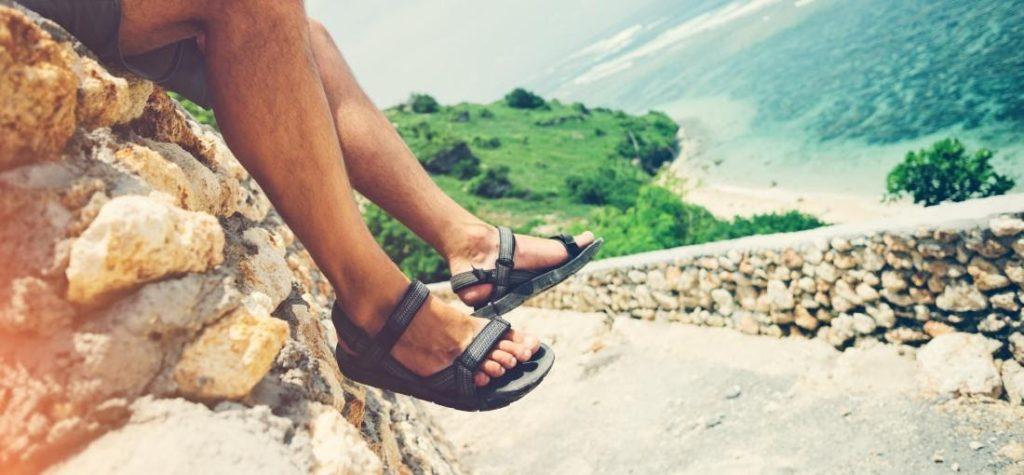 scarpe da portare in vacanza