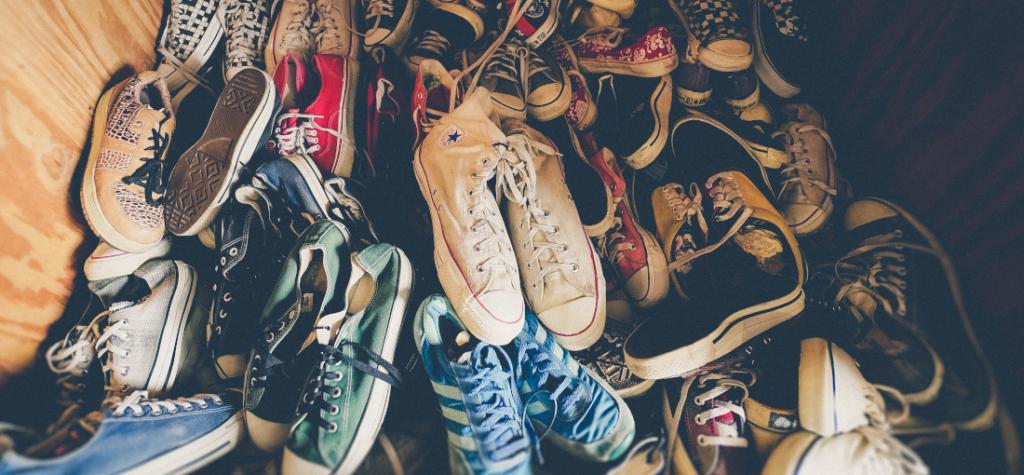 vendere scarpe