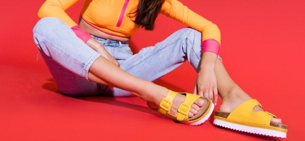 frasi sulle scarpe